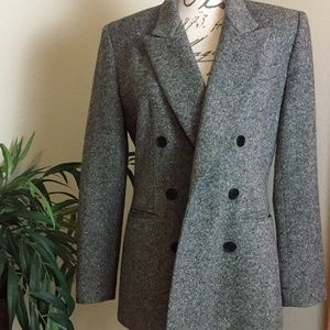 Saks Fifth Avenue Wool Blazer size 10
